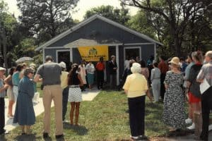 First House Dedication