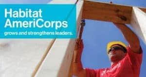 Habitat AmeriCorps grows and strengthens leaders