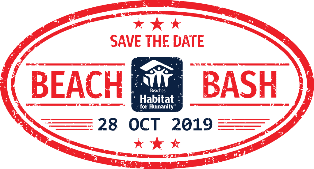 Save the Date for Beach Bash