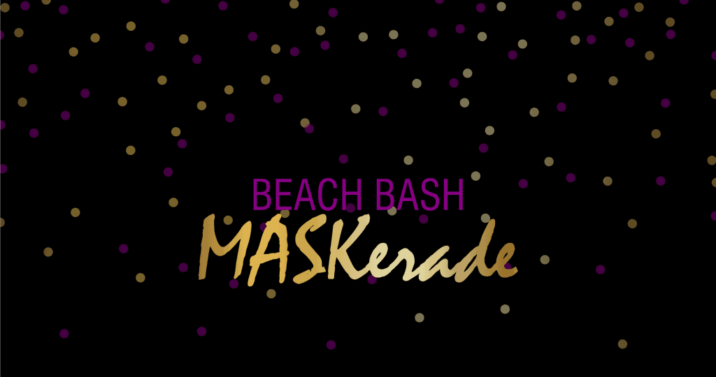 Beach Bash MASKerade