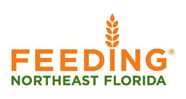 Feeding Northeast Florida Logo