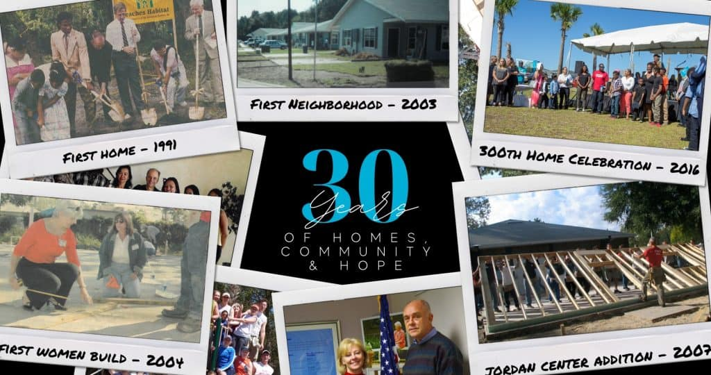 30 years of homes communities and hope