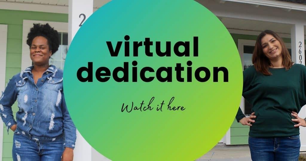 Virtual Dedication