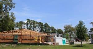 Haywood Estates Phase II progress