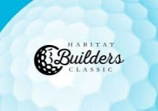 Builders Classic logo on golf ball